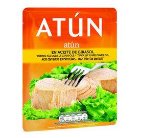 ATUN EN ACEITE VEGETAL 500g